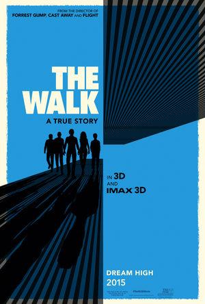 Póster de El desafío (The Walk)