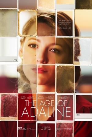 Póster de El secreto de Adaline