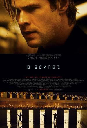 Póster de Blackhat (Amenaza en la red)