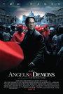 Cartel de Ángeles y demonios