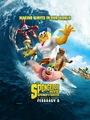 Cartel de Bob Esponja: Un héroe fuera del agua