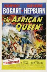 Póster de La reina de África