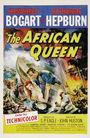 Cartel de La reina de África