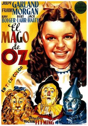 Póster de El mago de Oz