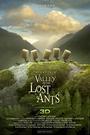 Cartel de Minúsculos: El valle de las hormigas perdidas