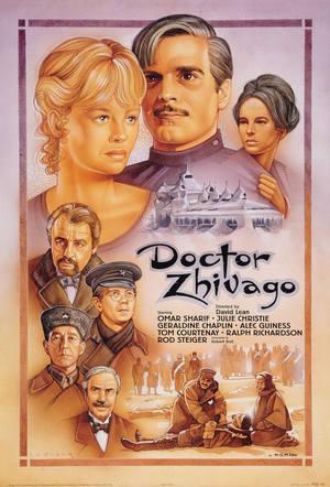 Póster de Doctor Zhivago