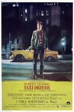 Póster de Taxi Driver