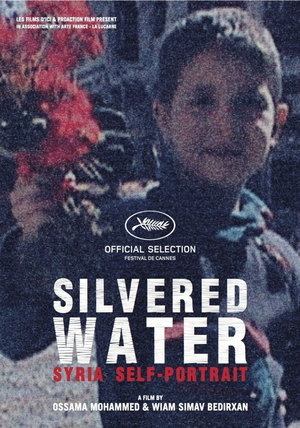 Póster de Silvered Water, Syria Self-Portrait