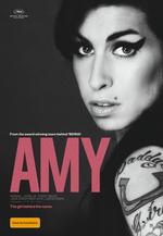 Póster de Amy (La chica detrás del nombre)