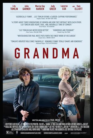 Póster de Grandma