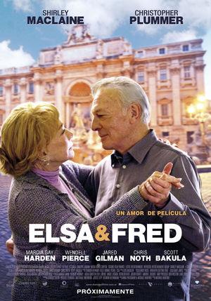 Póster de Elsa & Fred
