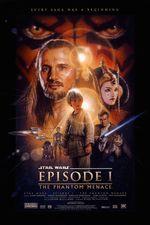 Póster de Star Wars: Episodio I - La amenaza fantasma