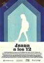 Cartel de Juana a los 12