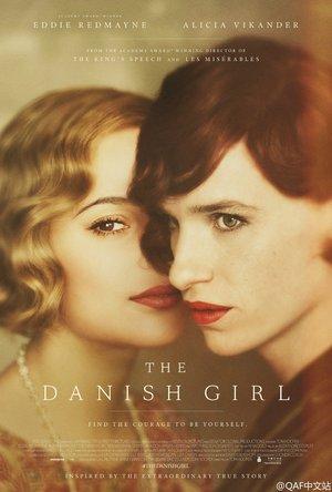Póster de La chica danesa