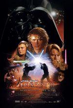 Póster de Star Wars: Episodio III - La venganza de los Sith