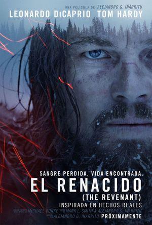 Póster de El renacido (The Revenant)