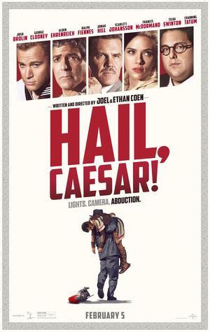 Póster de ¡Ave, César!