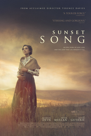 Póster de Sunset Song