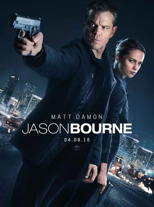 Póster de Jason Bourne