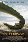 Cartel de Peter y el dragón