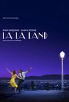 Cartel de La ciudad de las estrellas (La La Land)