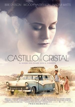 Póster de El castillo de cristal