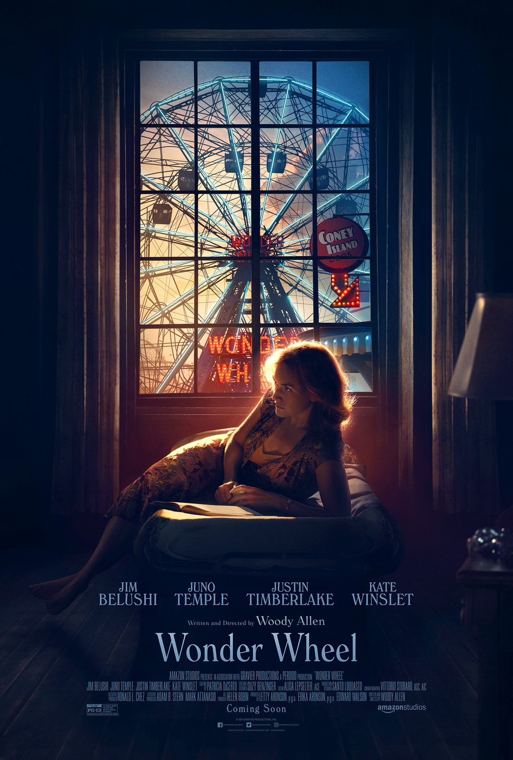 Póster de Wonder Wheel