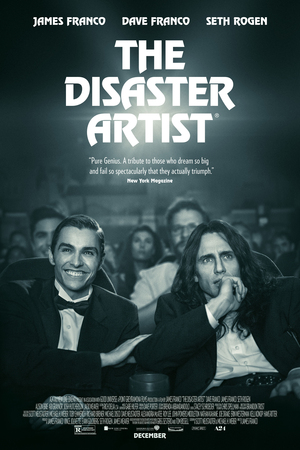 Póster de The Disaster Artist